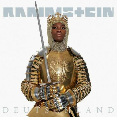 RAMMSTEIN Deutschland CD Single Lindemann 2019 * NEW