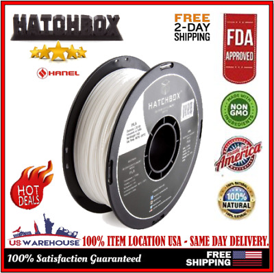 Plus FREE Bed Glue!!! Sample Pack 50ft Roll 3D PrintingNYLON 12 Filament