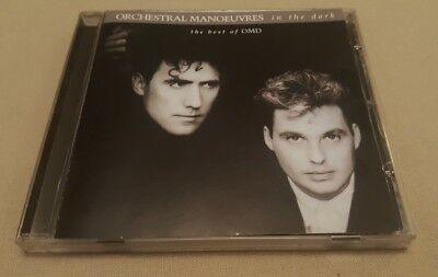 The Best Of Omd Orchestral Manoeuvres In The Dark Cd 1980S Electro Pop