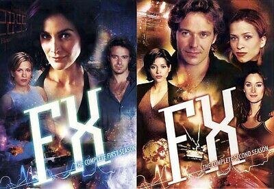 Fx - The Complete First Season And Second Season (Boxset) (2 Pack) (Dvd)