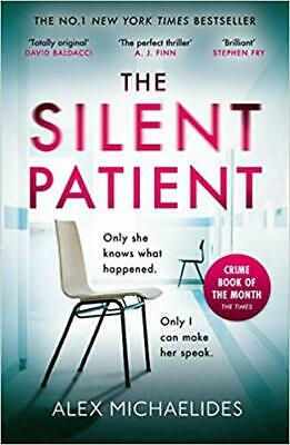 The Silent Patient: The Sunday Times Bestselling Thriller Cheapest On Ebay