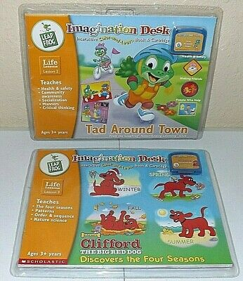 Tad Around Town Life Lessons 2 Imagination Desk
