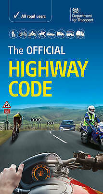 Official Highway Code Latest Edition 2019 Dvla Uk Theory Test Next Day Free P&p