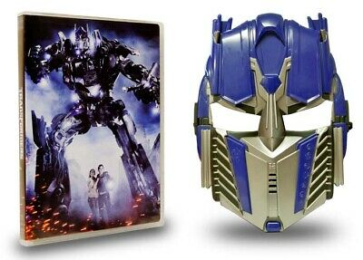 Transformers - W/ Bonus Optimus Prime Mask (Boxset) (Dvd)