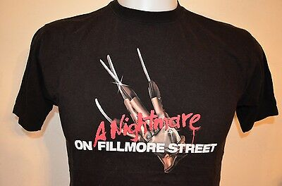 811d3ef94089a5 Upper Playground Nightmare On Elm Street Freddy Krueger Hip Hop Mens S M T-