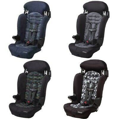Baby Convertible Car Seat Booster Boys 2in1 Toddler Highback Safety Travel Chair