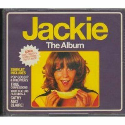 Various Artists - Jackie - The Album - Various Artists CD EYVG The Cheap Fast