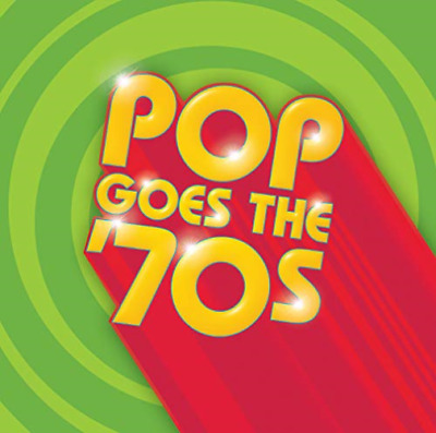Various-Pop Goes The 70S: Sky High CD NEW