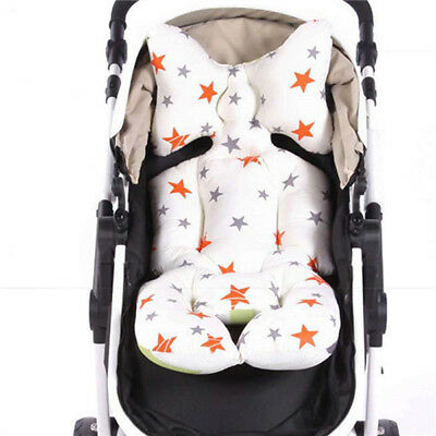Baby Stroller Seat Liners Warm Cotton Children's Dining Chair Trolley Cushion