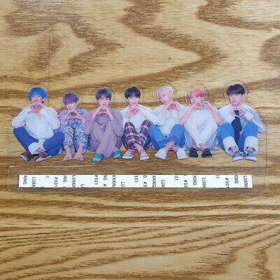 Group Cut BTS Official Clear Photo Picket Map Of The Soul : Persona Genuine Kpop