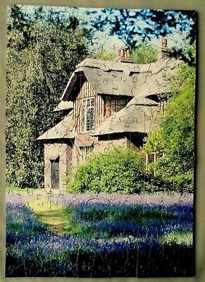 Wentworth Springtime in Eskdale Wooden 500 Piece Jigsaw Puzzle
