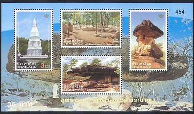 Thailand 2006 Conservation/Monument/Rock Formation/Ruins/Heritage 4v m/s n40295