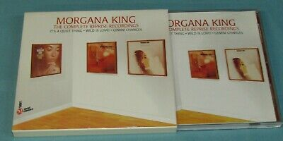 Rare 2 CD Pop Vocal CD: Morgana King - The Complete Reprise Recordings - Label M