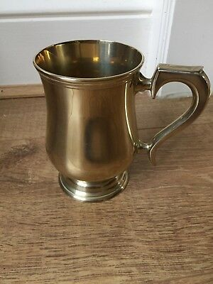 Silver-Plated EPNS A1 Tankard