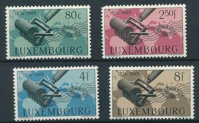 [58482] Luxembourg 1949 UPU good set MNH Very Fine stamps $35