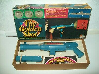 Palitoy The Golden Shot Shooting Game