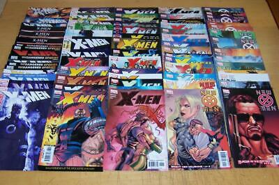 Marvel Comics X-Men  141-210 Unbroken Run Morrison 2003-2008