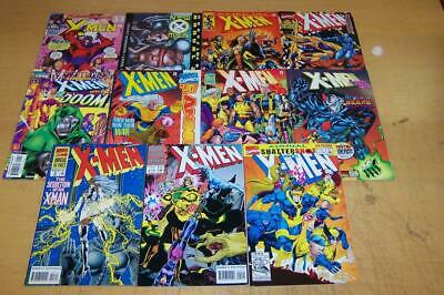Marvel Comics X-Men Annuals 1-10+ Full Set 1992-2001