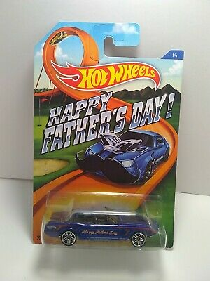 Diecast & Toy Vehicles Cars, Trucks & Vans 2015 Hot Wheels Happy Father`s Day 1963 FORD MUSTANG II CONCEPT blue