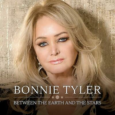 Bonnie Tyler Between the Earth and the Stars Album CD 2019 14 tracks NEW wrapped
