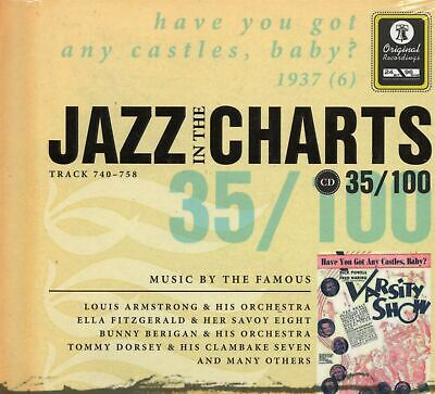 Jazz In The Charts 35 (1937) Claude Thornhill/Louis Armstrong/Bunny Berigan