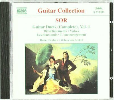 Sor: Guitar Duets, Vol.1 -  CD 6XVG The Cheap Fast Free Post The Cheap Fast Free