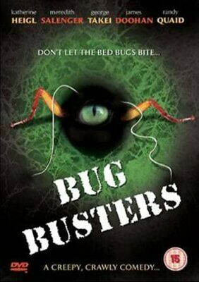 Bug Buster [DVD] - DVD  8SVG The Cheap Fast Free Post