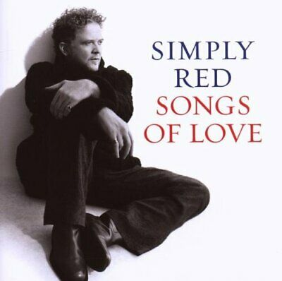 Simply Red - Songs of Love - Simply Red CD UWVG The Cheap Fast Free Post The