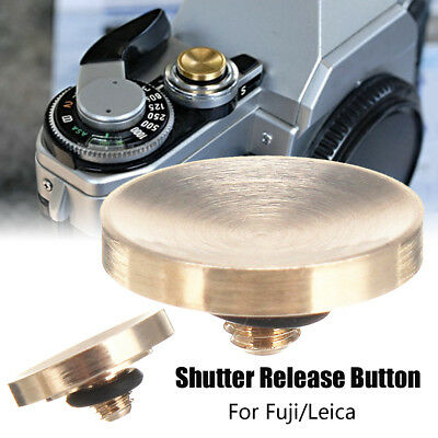 AUS Soft Shutter Release Button for Fuji X100F X E3 XT2 XT10 XT20 X-PRO2 11mm