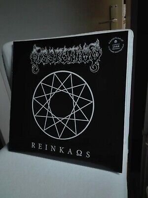 DISSECTION limited 1.000 Picture Vinyl LP Reinkaos (2006/2013)