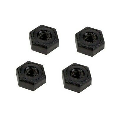 Losi LOSB1523 Micro Wheel Nuts(4): 1/24 4wd SCT Short Course Truck 4wd Rally Car