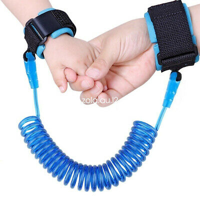 New 2.5m Anti-Lost Wrist Link Safety Harness Leash Strap for Kids Children Baby