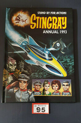 Stingray: Stand by for Action Annual 1993 (95rb)