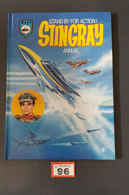 Stingray: Stand by for Action Annual (96rb)