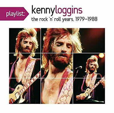 Playlist: The Very Best of Kenny Loggins -  CD W4VG The Cheap Fast Free Post The