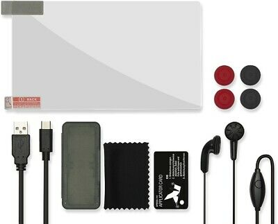 SPEEDLINK 7-IN-1 STARTER KIT Set Headset Ladekabel Nintendo Switch