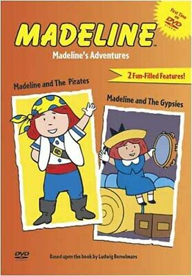 Madeline - And The Pirates / Gypsies New Dvd