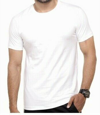 Indian white T-shirt