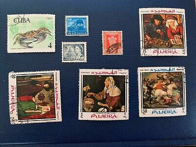 old stamps very rare and good condition !