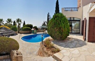 For Sale In Tala Kamares Village - Beautiful Villa Unobstructed Sea Views