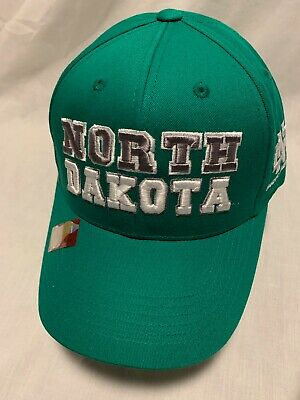 official photos fafd8 97729 North Dakota Ncaa Top Of The World Teamwork Hat Cap Adj Snapback Osfm Nwt