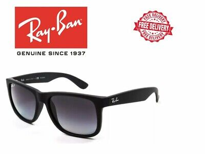 NEW RayBan Justin Classic POLARIZED RB4165 622 T3 FREE POST RRP $189.00