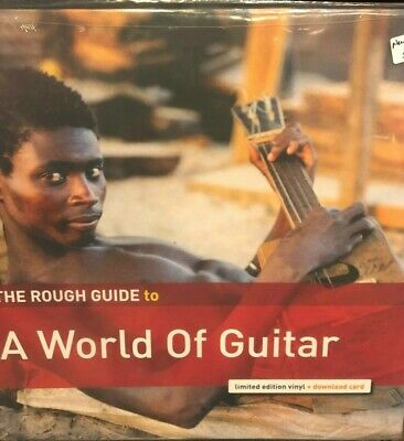 Various Artists - Rough Guide To A World Of Guitar [LP] RSD LTD Ed