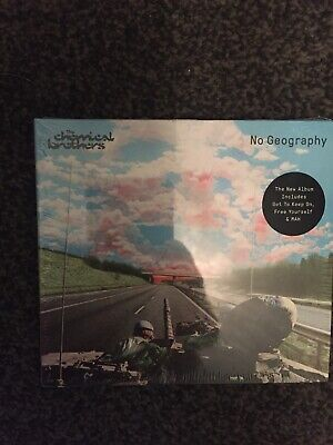 Chemical Brothers CD No Geography - New