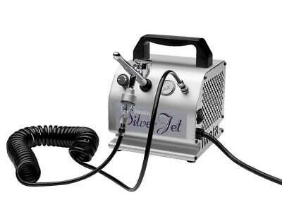 Iwata Airbrushes Silver Jet Air Compressor IS50