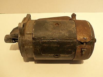 Viintage Original 1960 Ford Rayloc Remanufactured V-8 Truck Starter Auto Car