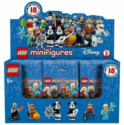 LEGO Disney Minifigures Series 2 Limited Edition 71024 - Box of 60 IN STOCK