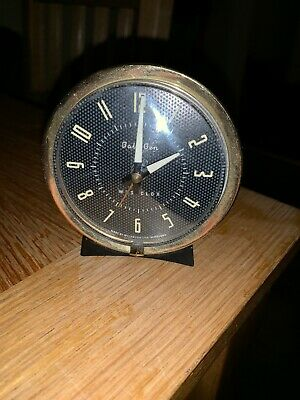 Vintage Westclox Baby Ben Alarm Clock WORKING model 61Y