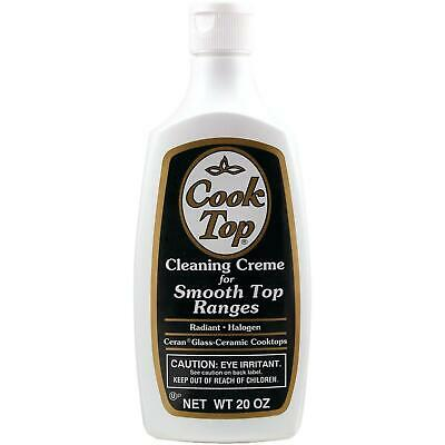 Stove Top Cleaner Countertop Cleaning Creme Smooth Surfaces Glass Ceramic Tops