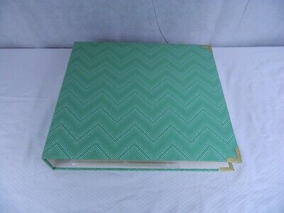 becky higgens foam green binder and acrylix ctmh stamp lot